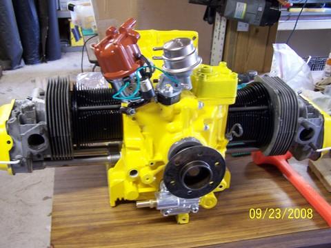 1/2 VW Engine Plans – Simplex Aeroplanes